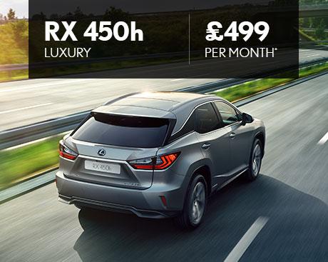 RX 450h Luxury