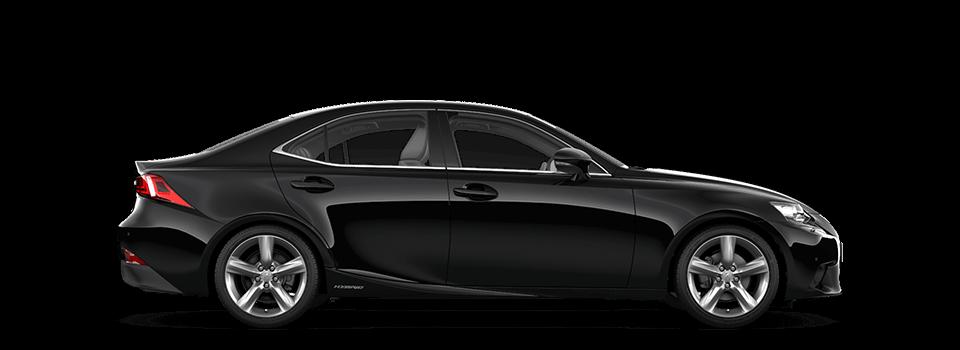 IS300h Premier Black
