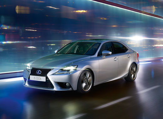 Lexus IS300h Full Hybrid