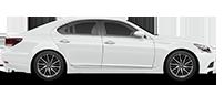 nav tire1 0006 LS460 Fspot White