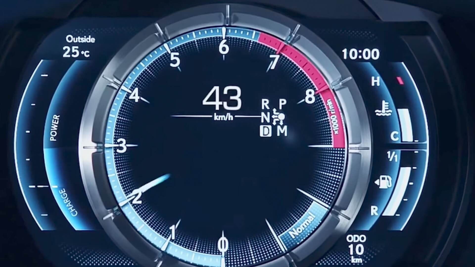 2017 lexus lc 500h video