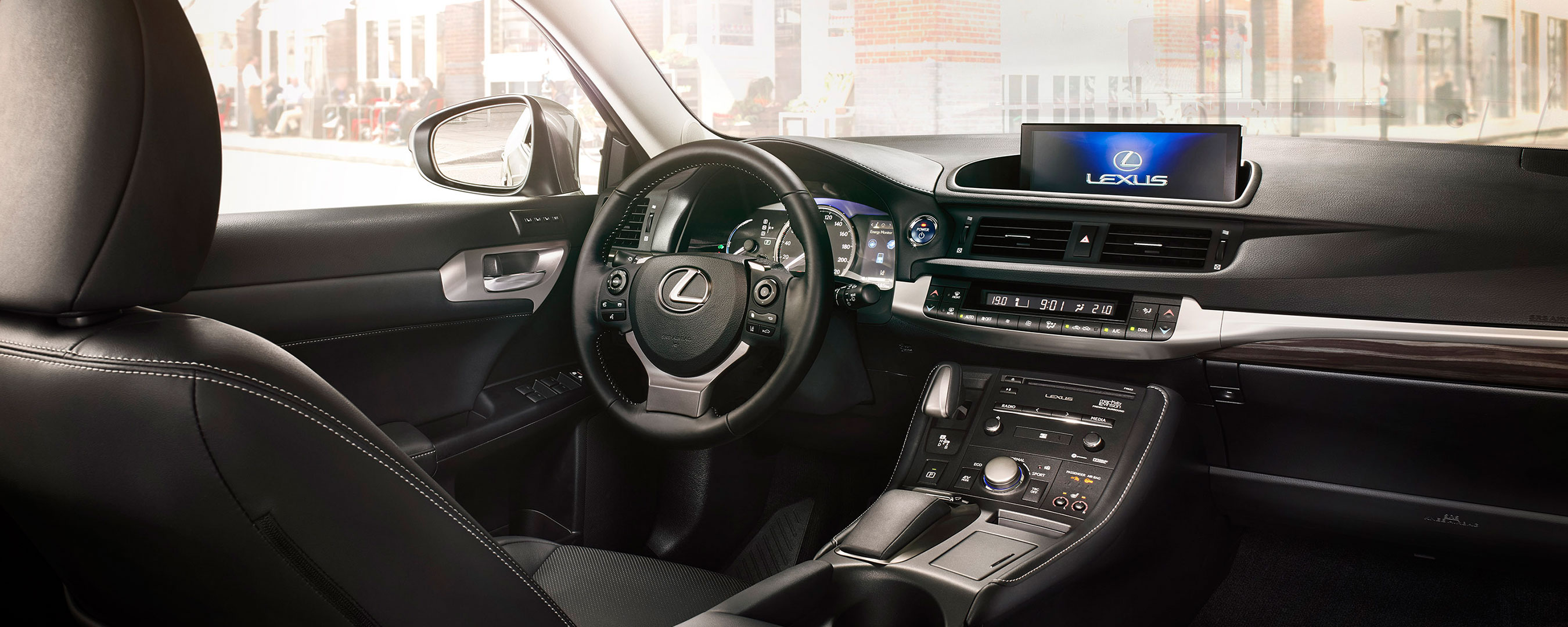 2017 Lexus CT – Luxury Hybrid | Lexus.com
