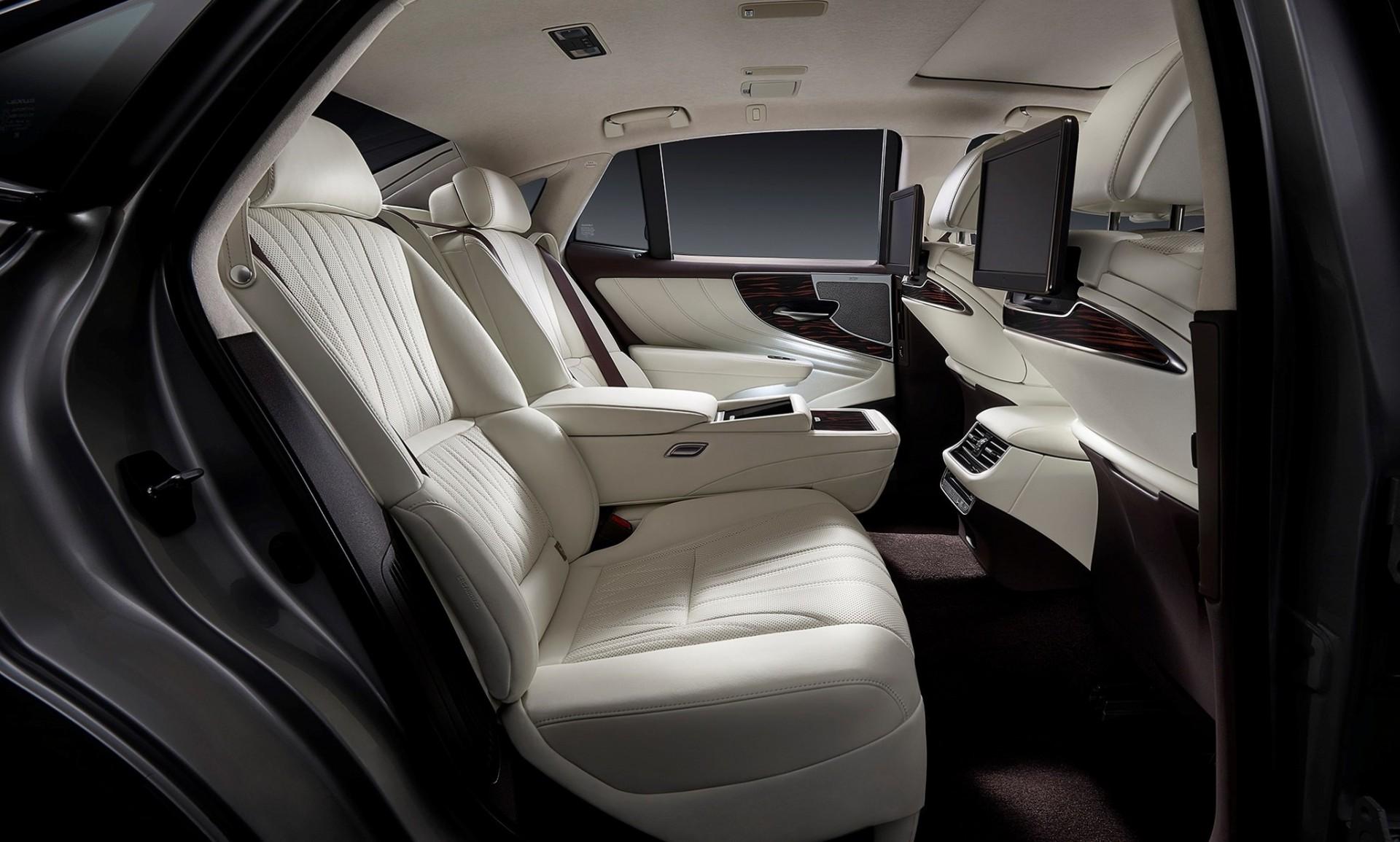 LS Seat Side Rear