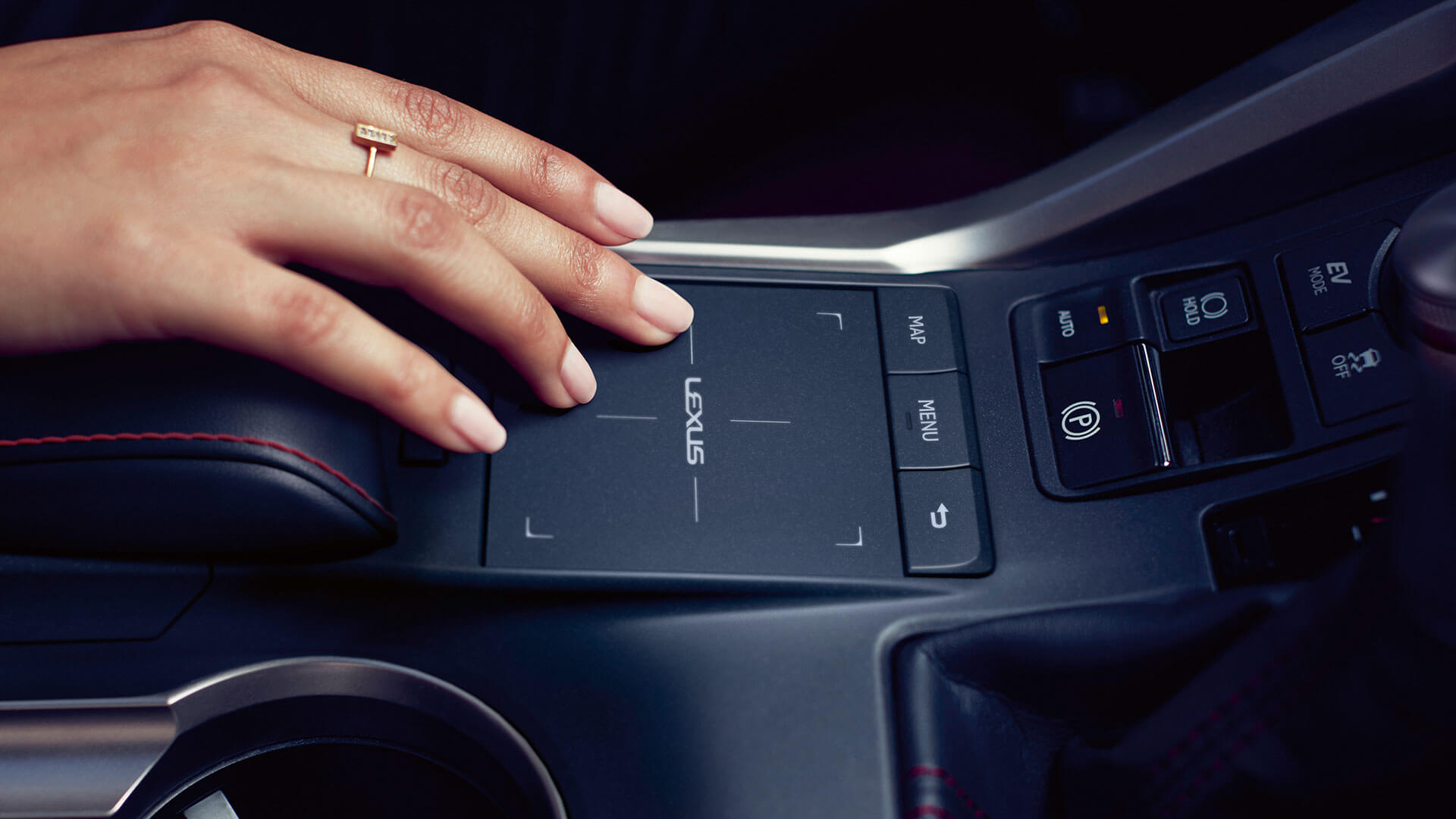 2018 lexus nx my18 features touch pad control