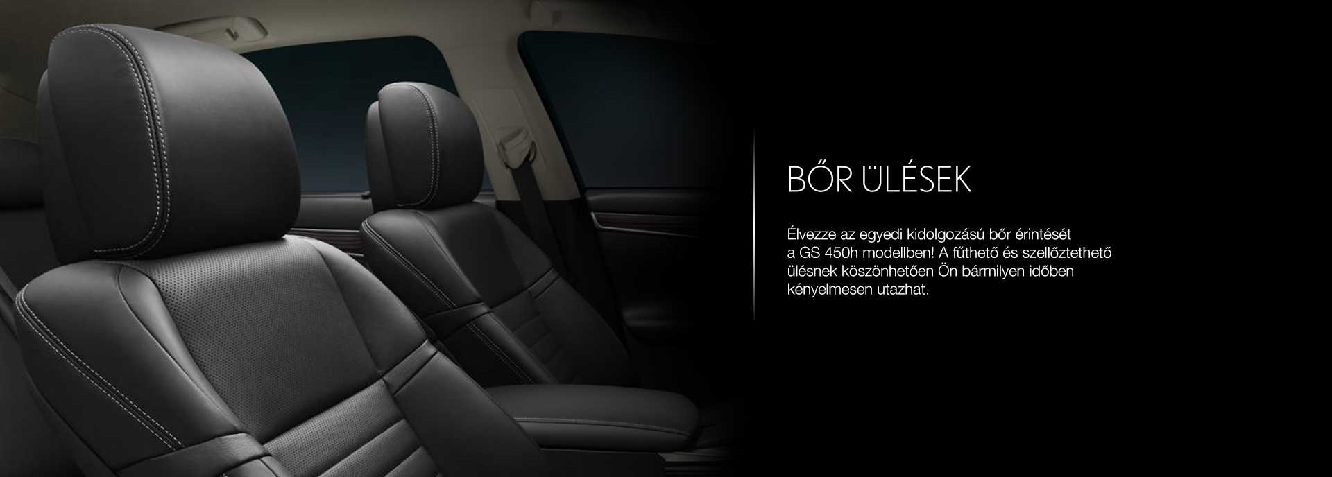 Copy of l leather seats