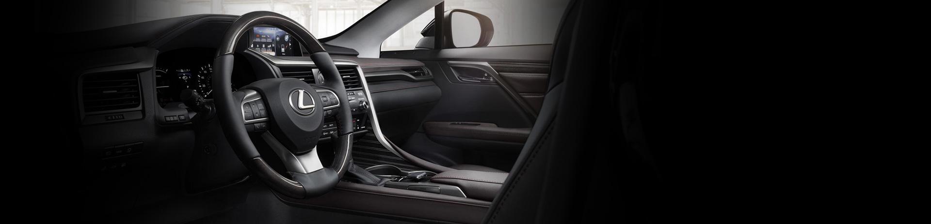 Lexus rx450 td 4 big