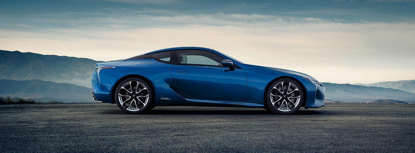 2017 Lexus LC Design Gallery 007