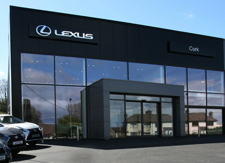 Lexus cork dealership 442 321