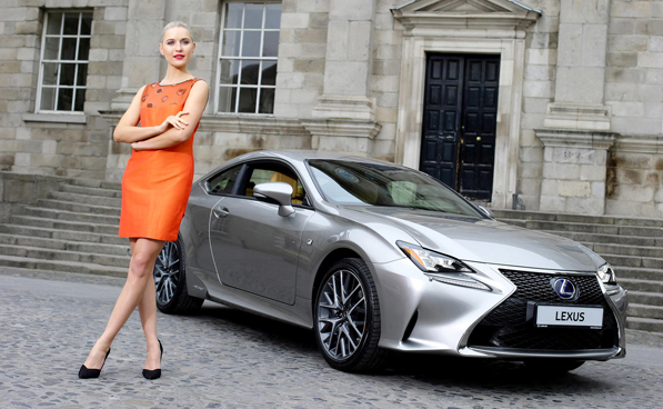 lexus fashion collective