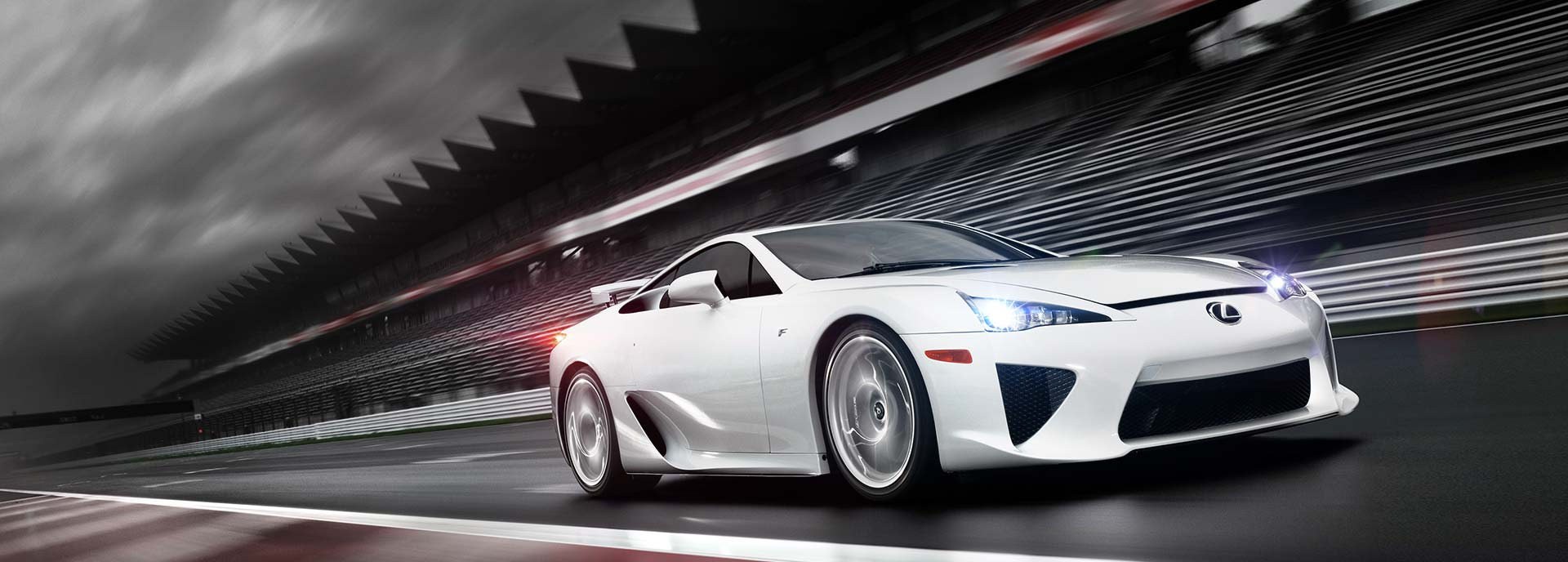the lexus lfa supercar - the power of craftsmanship | lexus