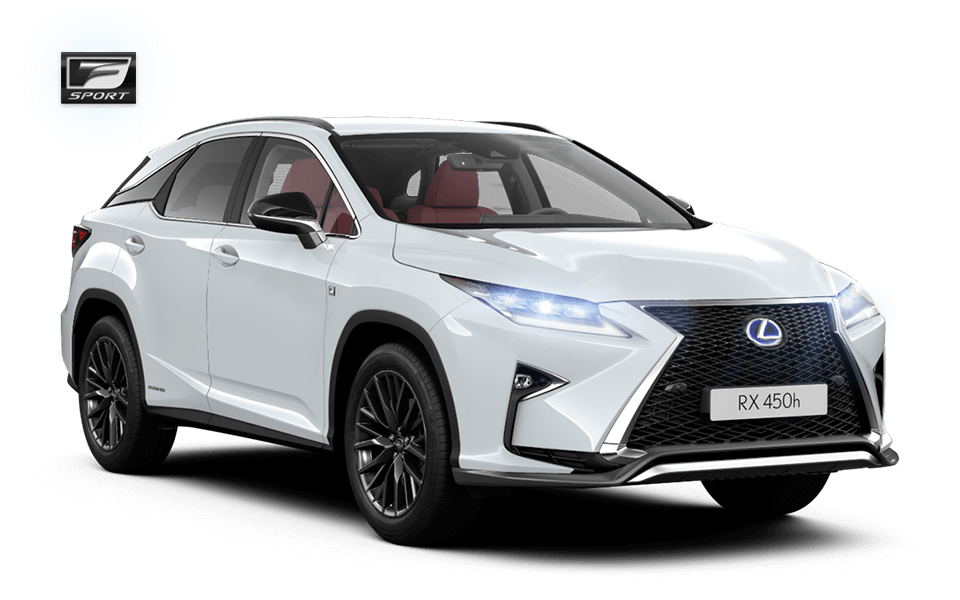 The RX 450h  Sharpened Sophistication  Lexus