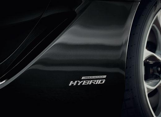 2017 Lexus LC 500h Design Gallery 004