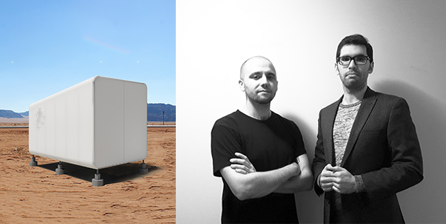 2017 Lexus Design Award Finalists POD