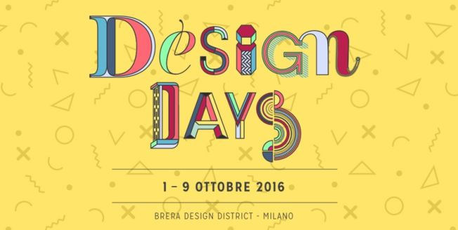 Logo del Brera Design Days