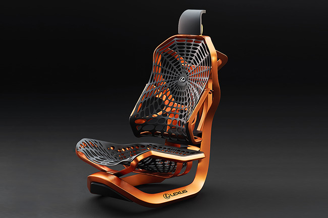 Il kinetic seat Lexus