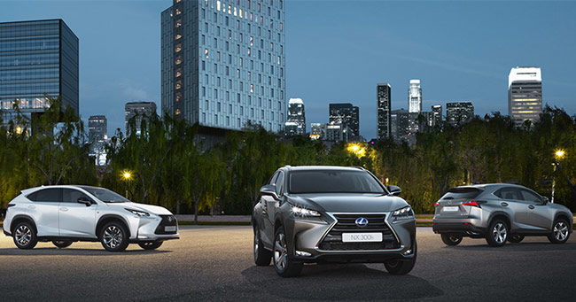 Lexus NX Hybrid Classifica Which 2016