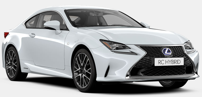 RC Hybrid Valore Lexus Leasing desktop