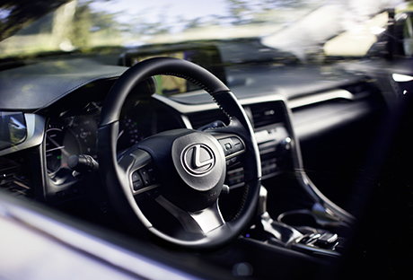 RX Hybrid per Lexus Business Plus