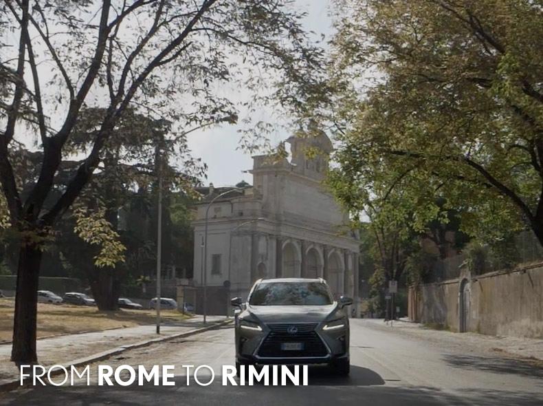 cover cinema lexus journey roma