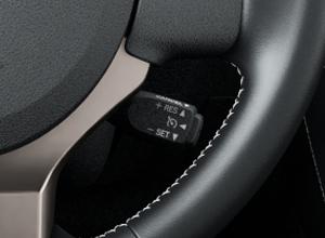 Tecnologia cruise controll per Lexus CT Hybrid ICON