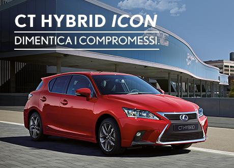 CT Hybrid rossa offerta Pay Per Drive