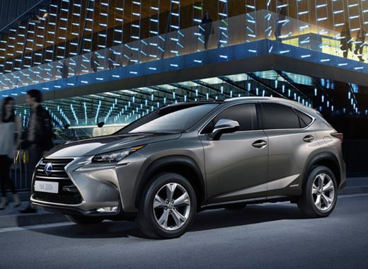 Lexus NX Hybrid Luxury Amazing Driving Experience