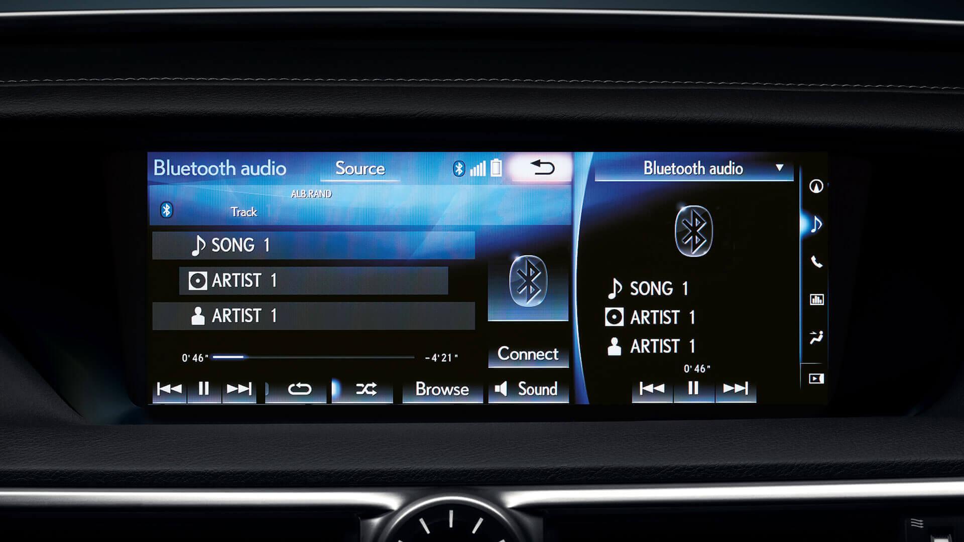 2016 lexus gs 300h features digital connectivity
