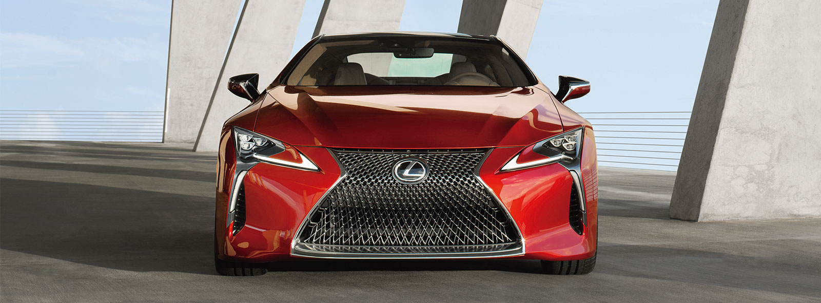 2017 Lexus LC 500 Design Gallery 005
