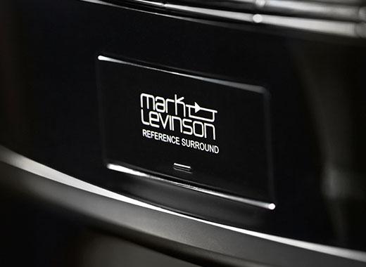 Аудиосистема Mark Levinson на Lexus LX570
