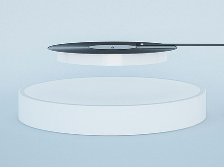 Летящая нота изобретение Альдо Де Карло и Джудит Kасерес финалистов конкурса Lexus за дизайн