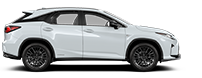 Новый кроcсовер Lexus RX