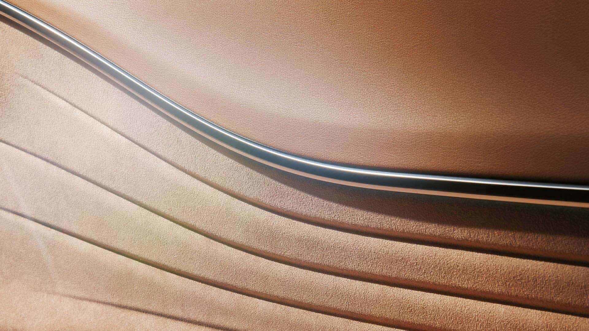 2017 lexus lc features door trim