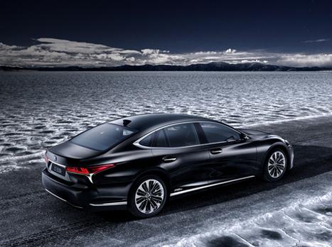 2018 Lexus LS 500h WOL