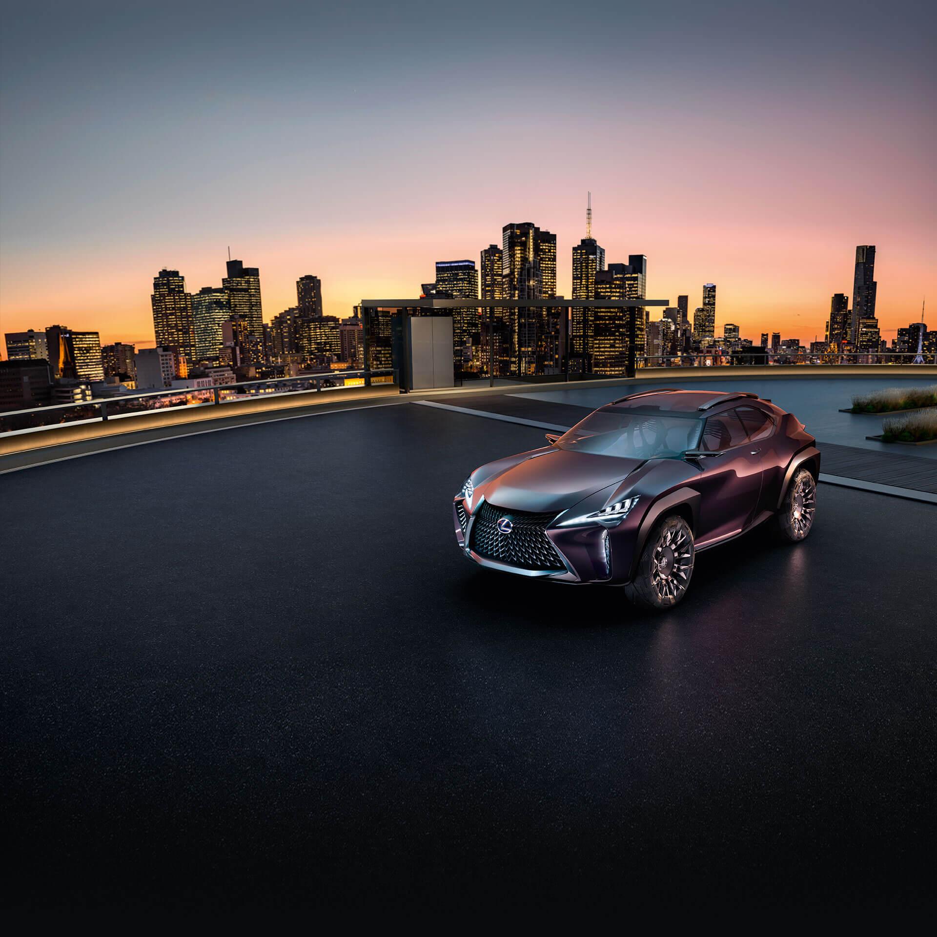 lexus concept cars hero
