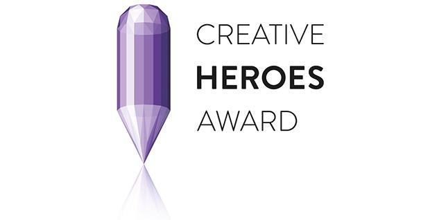 Creative Heroes Award logo