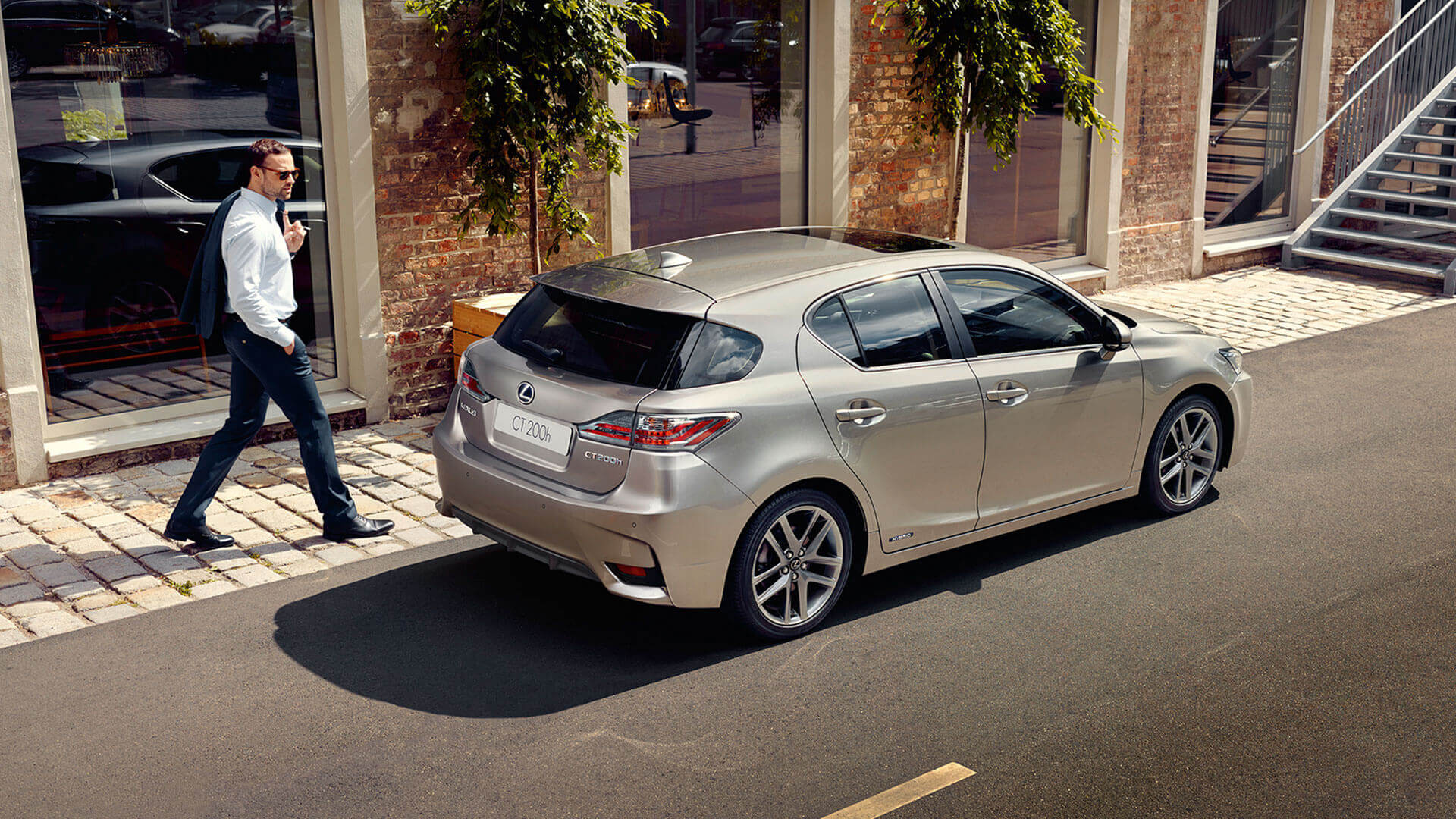 lexus ct next steps configure