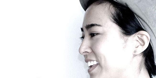Een foto van ontwerper Nao Tamura