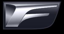 Detail foto logo F sport