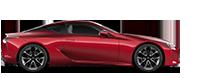 LC 500 CarModelNav