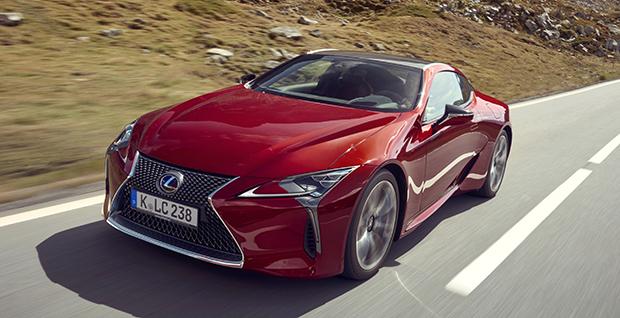 Lexus met 2 Europese premières naar de IAA