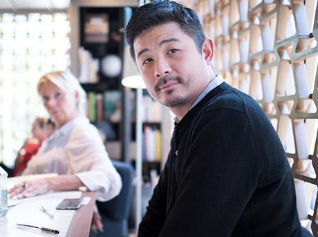 Aric Chen jurylid van Lexus design awards 2017