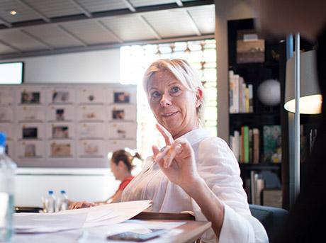 Birgit Lohmann jurylid van Lexus design awards 2017