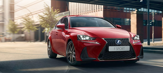 Lexus IS 300h private lease