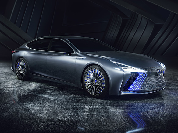 Lexus LS plus Concept