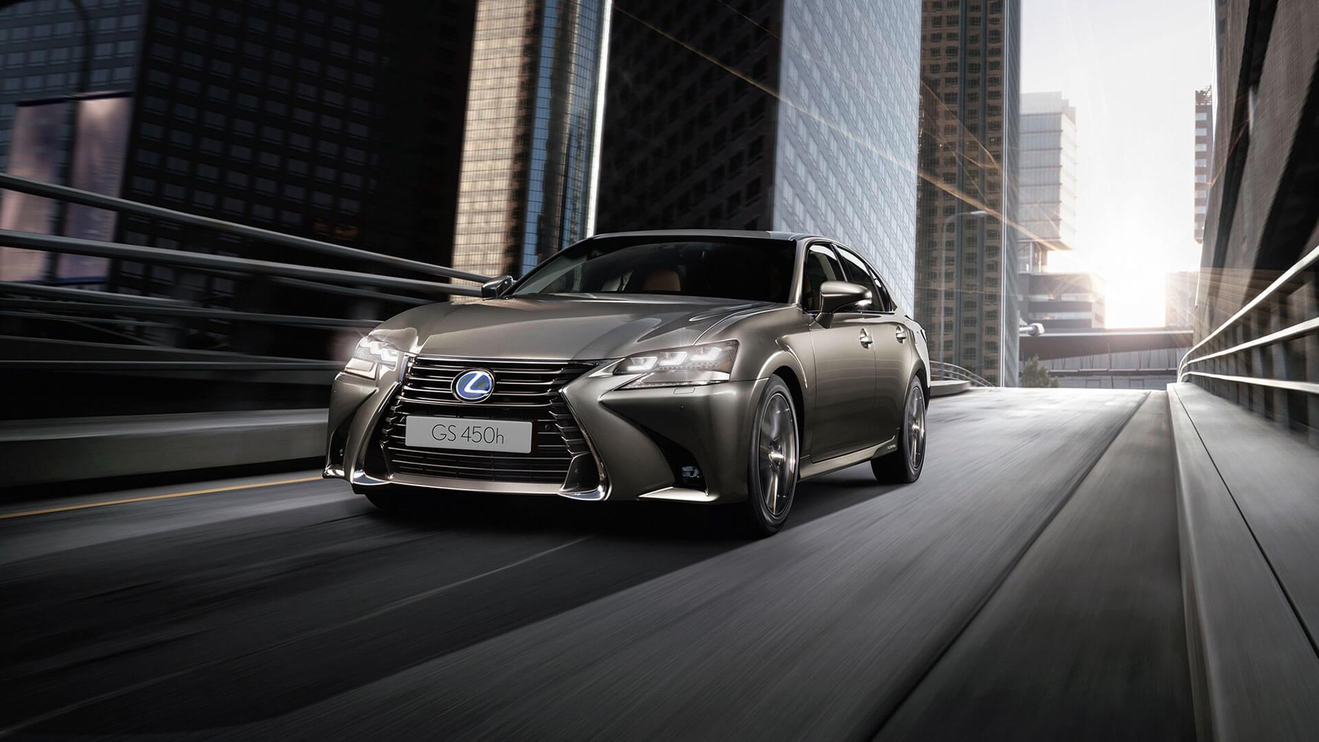Lexus auto v2