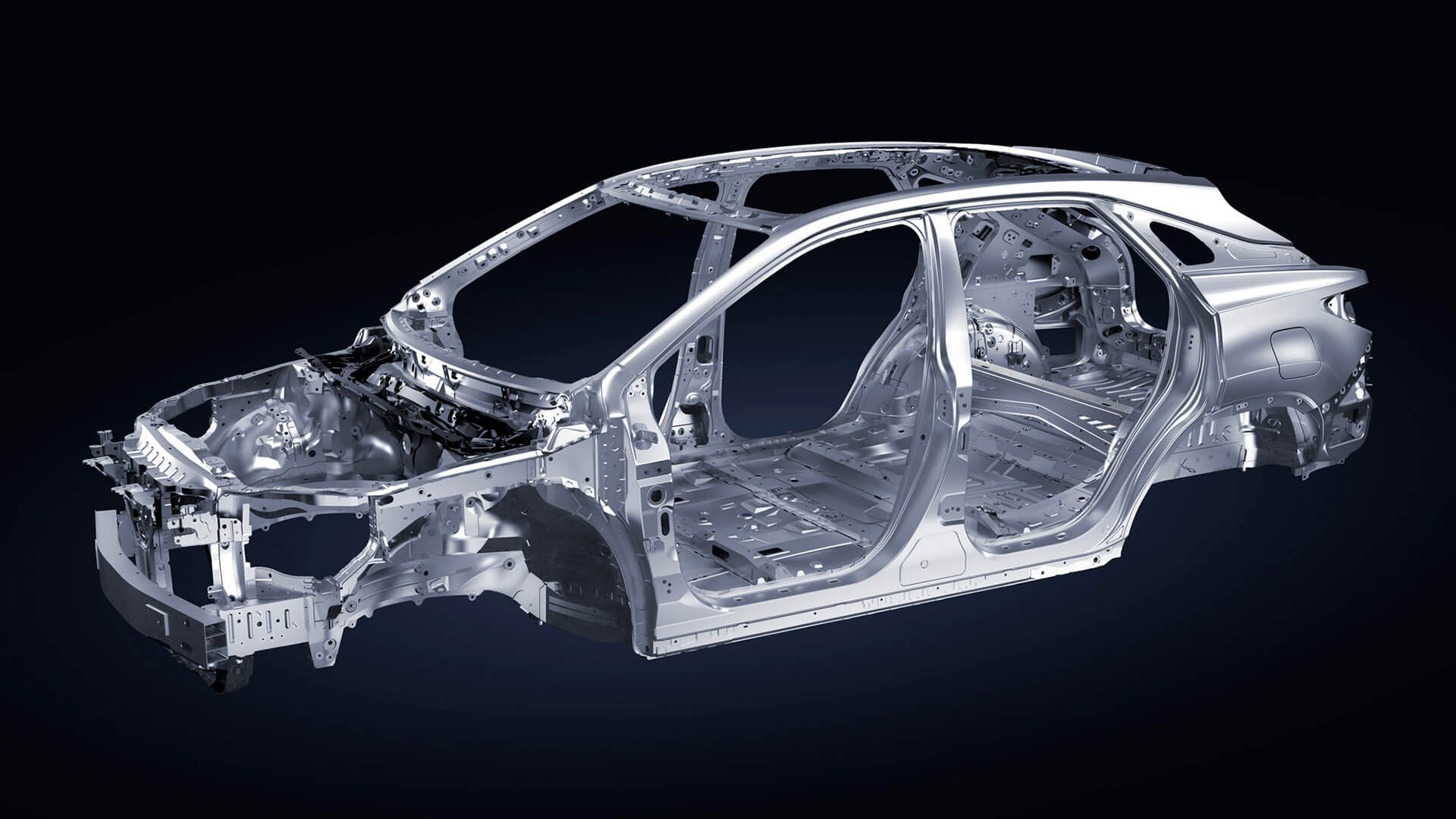 2017 lexus rx 450h features chassis
