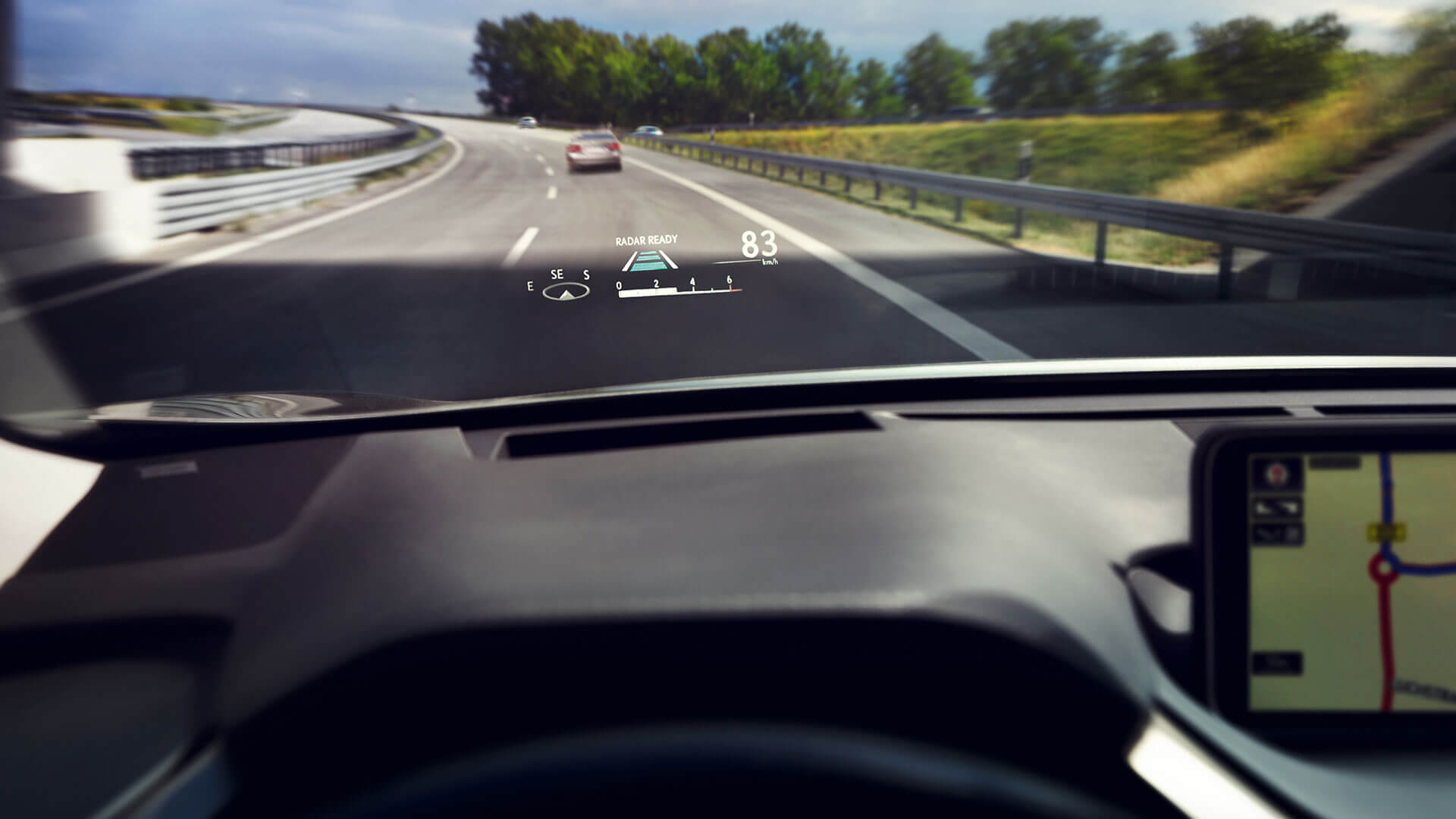 2017 lexus rx 450h features head up display