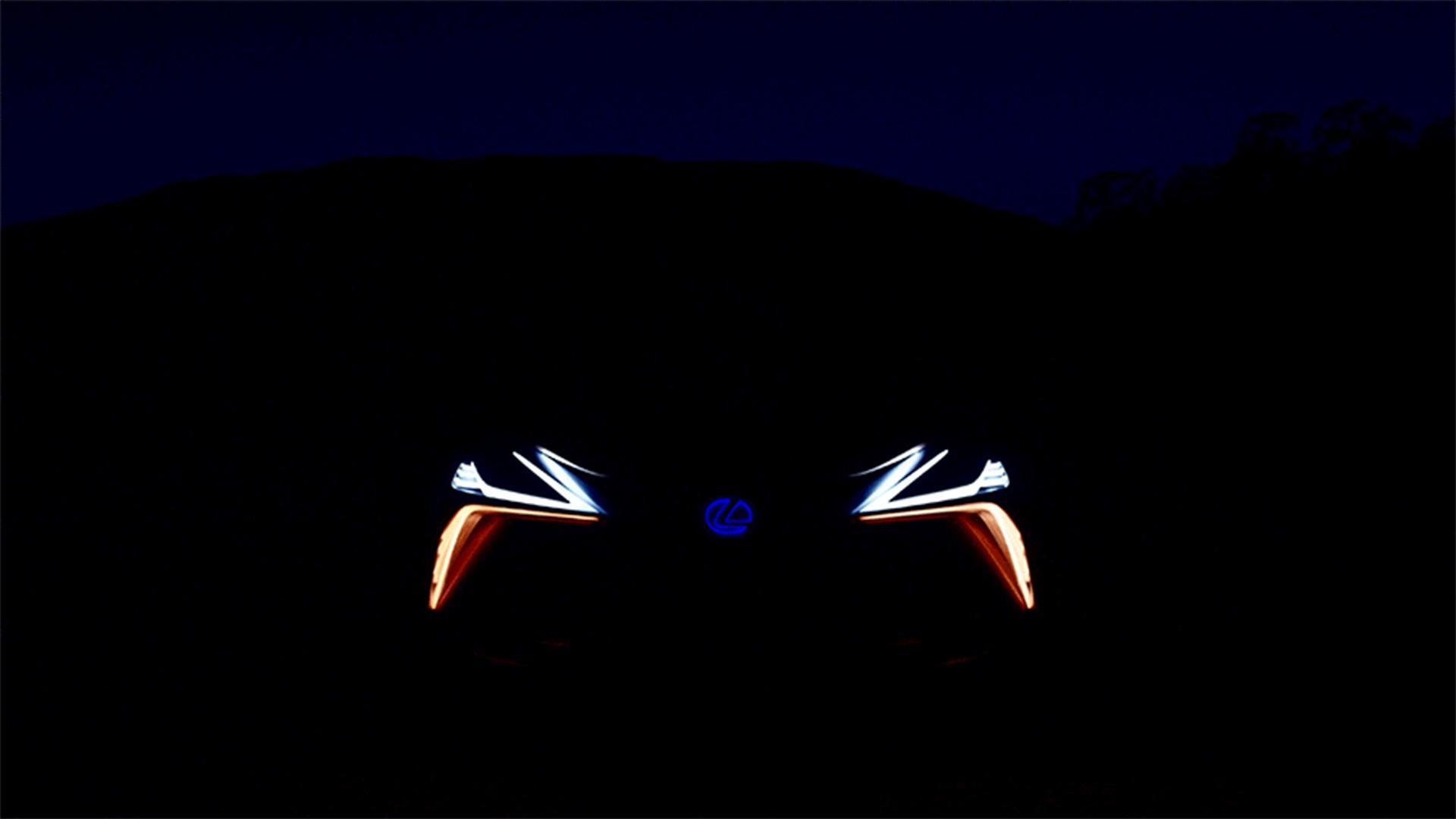 Lexus LF 1 limitless