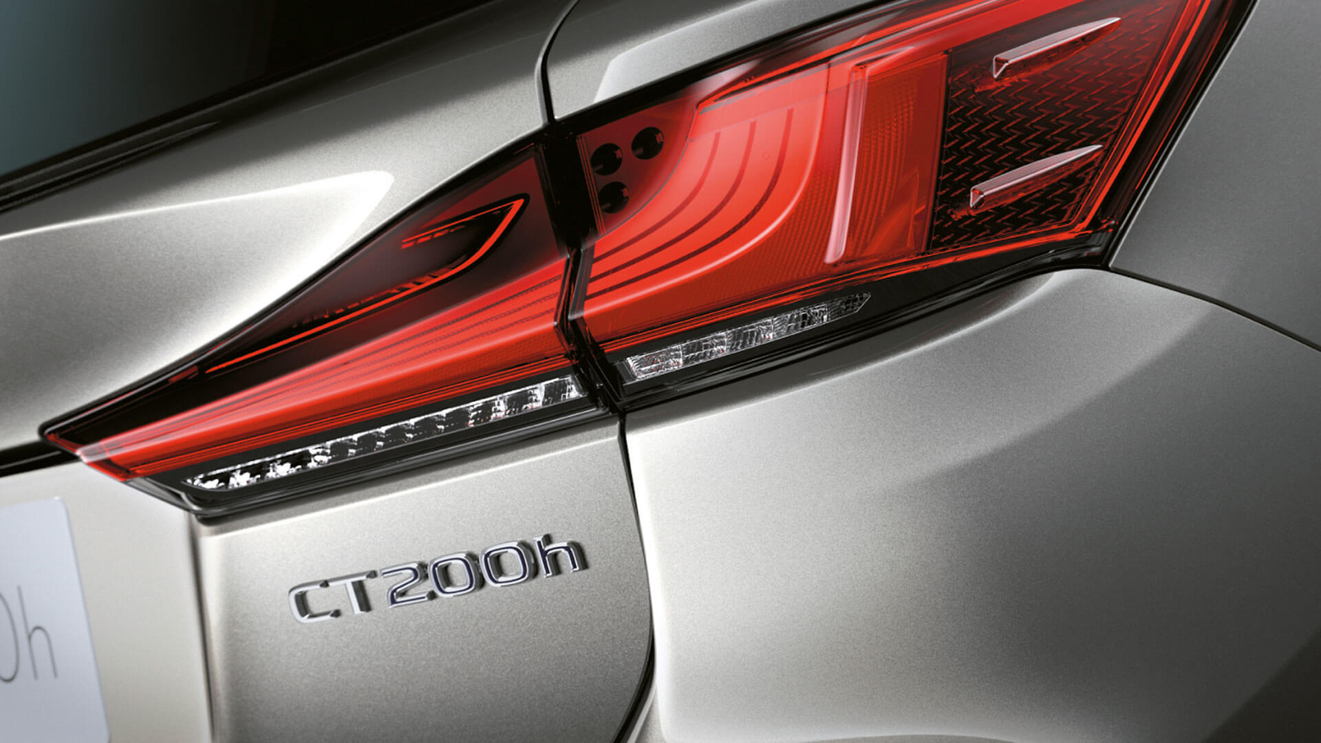 2018 lexus ct 200h my18 features led rear lights