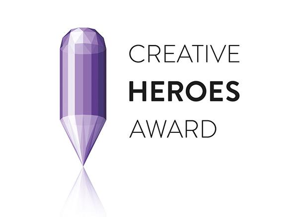 vijf genomineerden creative heroes award
